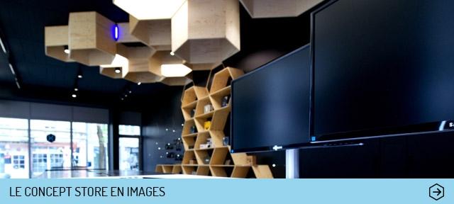 Concept Store en images